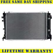 Radiator For 1995-1997 Lincoln Town Car Ford Crown Victoria Fast Free Shipping