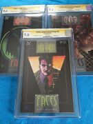 Batman Legends Of The Dark Knight 28-30 - Dc -cgc Ss 9.6 9.8 -signed By Wagner