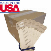 50 Bags For Electrolux Proteam Upright Vacuum Cleaner Style U Dvc Bag
