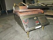 Star Commercial Counter Top Panini Grill - Need This Sold - Send Me Your Offer