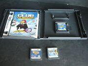 Nintendo Ds Lot Of 3 Games Club Penguin Over The Hedge Zoo Tycoon Work Great