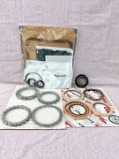 Gm 4l60e Transmission Rebuild Kit W/ Frictions And Steels And 3/4 Piston 1993 - 1996