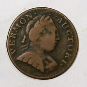 1788 Rr-20 Vermont Colonial Copper Coin