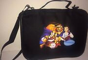 Trading Book For Disney Pins Beauty And The Beast Belle  Lrg/med Pin Bag