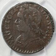 1787 M 14-h Pcgs Au 53 Mailed Bust Left Small Date Connecticut Colonial Coin
