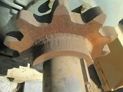 Sprocket 635c11 Tooth Finished Bore Surplus