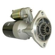 New Starter Fits Tractor Tc3000 W/ 3t84c Eng 1981-on