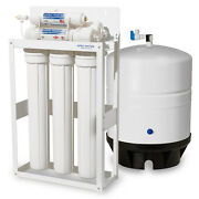 Apec 240 Gpd Light Commercial Reverse Osmosis Water Filter System With 14g Tank