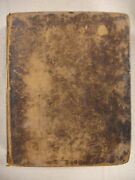 1803 Kjv Bible. Printed By Sage And Plough New York. Owners Signature.