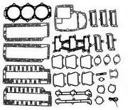 Chrysler Force 70-90hp Engine Gasket Set Suits 3cyl 1970 To 1990 P2874