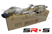 Srs Scion 2012 Tc Catback Exhaust System With Burned Tip T-304 Stainless Steel