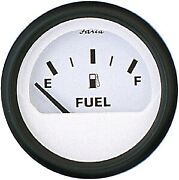New Euro White Series Faria Instruments 12904 2 Water Temp Gauge 100-250 F