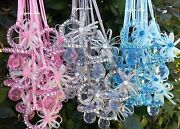 Pacifier Necklaces Baby Baby Shower Game Favors Prizes Decorations Upick Color