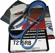Gates Racing T215rb Timing Belt 2jz-ge And 2jz-gte Supra Gs300 Is300