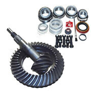 4.11 Ring And Pinion And Master Installation Kit - Pontiac Gto Late Model - M80