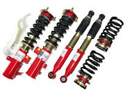 F2 Function And Form Type 1 Coilovers 14-15 Honda Civic Si