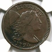 1794 S-70 R-2 Ngc Xf Details Liberty Cap Large Cent Coin 1c