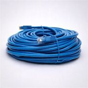 25 Pack Lot - 200ft Cat6 Ethernet Network Lan Patch Cable Cord Rj45 Blue