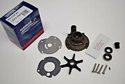 New Oem Johnson Evinrude Outboard Water Pump Kit 382296 9 1/2hp 10hp