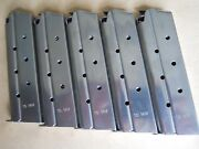 1911 10mm Mag Magazinemags 5 Mags8 Shot Stainless Steel. Usa