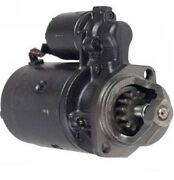 New Starter For Bomag Compactor Bw90a Hatz Z790 1973-on 057-109-89 057-260-08