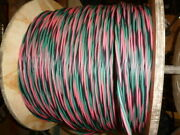 200 Ft 12/2 Wg Submersible Well Pump Wire Cable - Solid Copper Wire