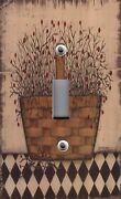 Light Switch Plate And Outlet Covers Country Primitive Basket Berries