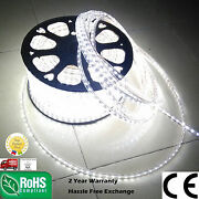 3and039 - 330and039 Cool White 110v 220v Waterproof Smd3528 Flexible Led Strip Rope Light