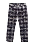 Crazy Cool, Sold Out 1,385 Blue And White Distressed Junya Watanabe Jeans