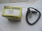Cole Hersee 8724 Stoplamp Switch Spst Ford Motorcraft Nos