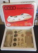 New Auto Union Tipo C. Stromliniewagen 16 Cylinder 1937 Revival Italy 120 Metal