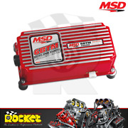 Msd 6-btm Ignition Control W/ Boost Timing Master - Msd6462