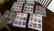 Large Nba Classic Basketball Card Collection 90-96 - Over 1800 Cards