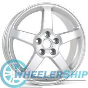 New 17 Alloy Replacement Wheel For Pontiac G6 2005 2006 2007 2008 2009 Rim 6585