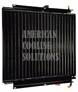 19550 Oil Cooler For John Deere 300d 310d 315d 210le Replaces At141197 Made In