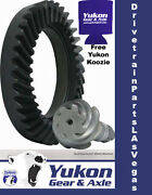 High Performance Yukon Ring And Pinion Gear Set For Ford 8 In A 4.62 Ratio