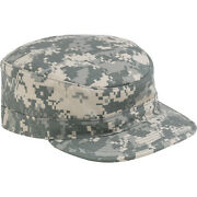 Us Army Outdoor Tactical Military Hunting Airsoft Acu Digital Patrol Cap Cover