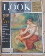 Look Magazine November 6 1962 Renoir My Father Election Jfk Cant Win
