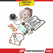 Timing Chain Kit Ngc Kit Water Pump Oil Pump For 03-08 Dodge Jeep 4.7