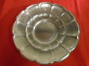 Vintage Sterling Silver 935 Serving Dish By Reed And Barton