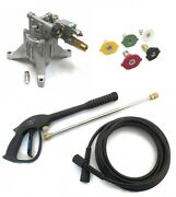 Power Pressure Washer Pump And Spray Kit Sears Craftsman 580.752051 580752051