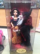 Disney Fairytale Designer Collection Snow White And Witch