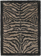 8x11' Chandra Rug  Hand-woven Contemporary New Zealand Wool And Polyester