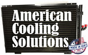 20632 Oil Cooler For 2388 Case Ih Combine Replaces 446343a3 Made In Usa