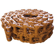 Track 37 Link As Chain X2 Rails R57371 Two Sides For Case 550e-lt Dozer