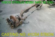 Iveco Stralis Ad260 S40y 26 Ton Rigit Front Beam Axle - Off 2006 Truck