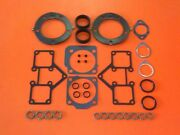 66-84 Fits Harley Shovelhead .040 Mls 3 1/2in. Standard Bore Top End Gasket Set