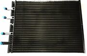 20948 Oil Cooler For Case Ih Steiger And New Holland Tractor Replaces 8731275