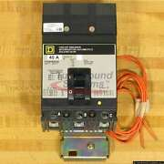Square D Fa3604035 Circuit Breakers, 40 Amp, Ground Fault, 50 Degrees C, New