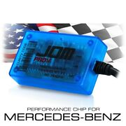 For Mercedes Stage 3 Obd2 Plug And Play Performance Chip Fuel Racing Speed